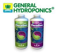 GH Flora Duo - General Hydroponics