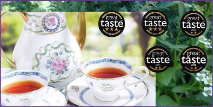 Great Taste Award 受賞紅茶