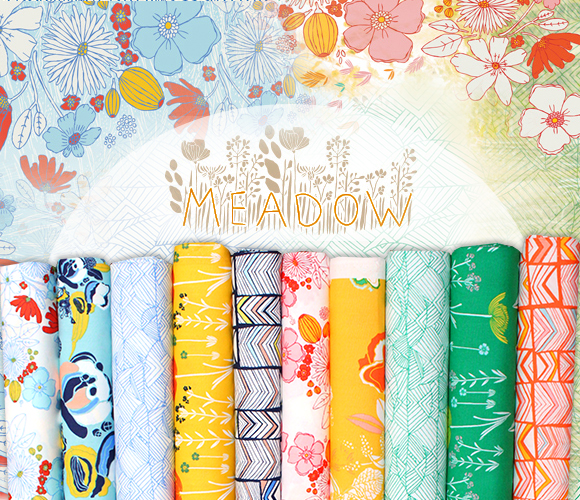 Art Gallery Fabrics Meadow Collection