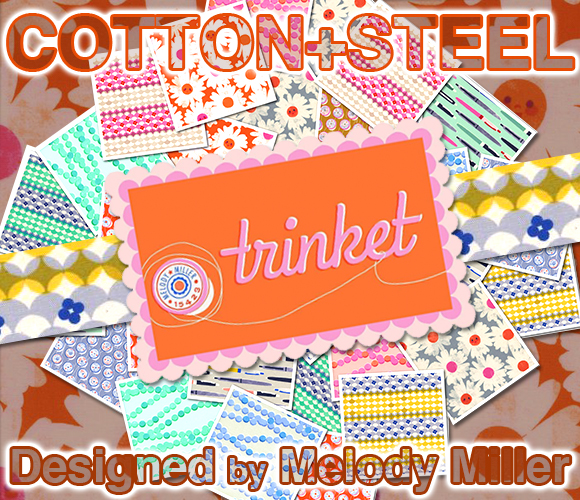 COTTON+STEEL Trinket Collection