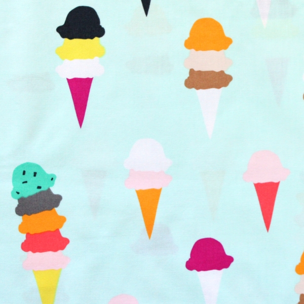 Art Gallery Fabrics Boardwalk Delight I scream, You scream
