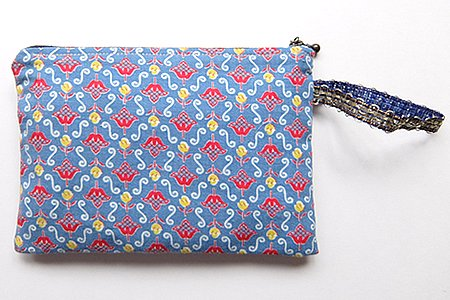 Feed Sack Original Pouch(レッド×イエ...