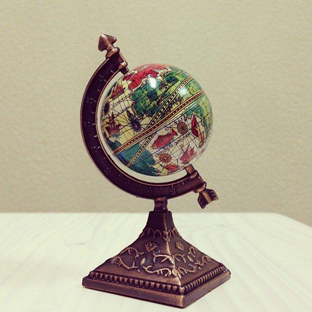 地球儀シャープナー