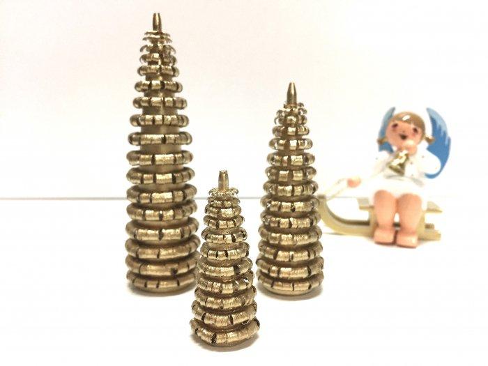 GOLD ロールバウム(4cmH・6cmH・8cmH)
