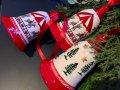 クリスマスオーナメント 手描きのベル2017NEW 「メリーゴランド」