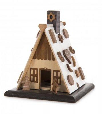 お香立て DIYキット「お菓子の家」 12.5cmH