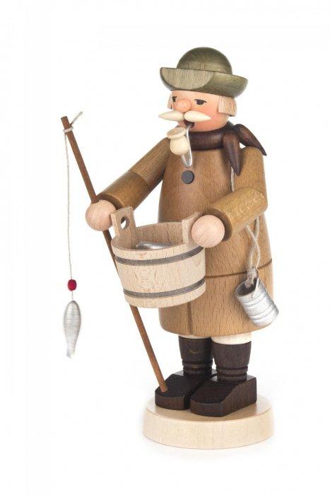 お香人形 FINDEISEN「釣り人」