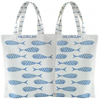 Tote bag, small 「フィッシュ」