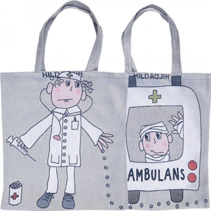 Tote bag, small「ドクター」