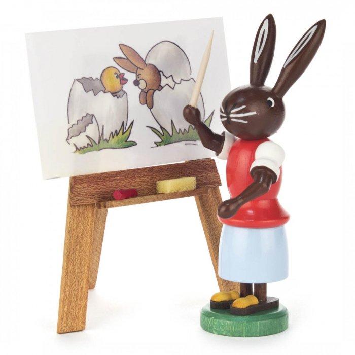 イースターラビット「ウサギの先生」