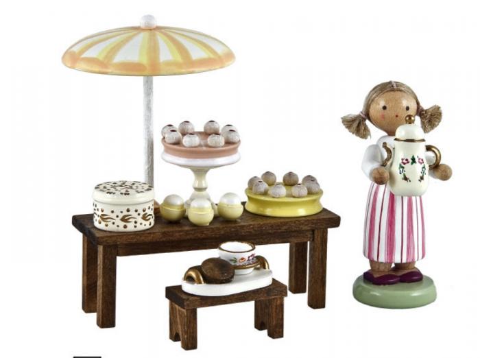 FLADE お店屋さん「洋菓子屋=ケーキ屋」