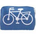 ポーチLサイズ「自転車」