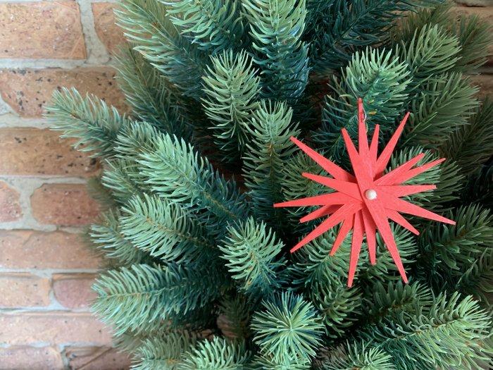 GR 折り畳み「赤い星」3ピースセット