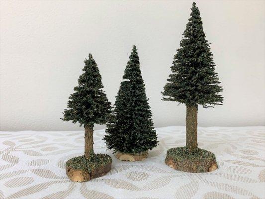 針葉樹3本セット12-16�H