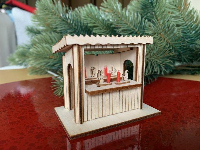クリスマスマーケットブース・ディスプレイ「MINIブース」