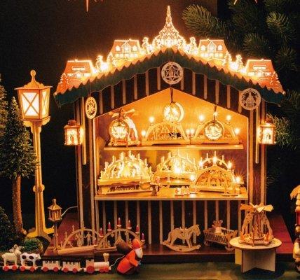 E「クリスマスマーケットブース」ラウタ工房おススメのフルセット
