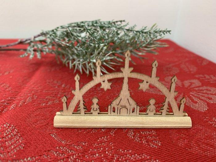 「クリスマスマーケットブース」用 ミニアーチ「教会」