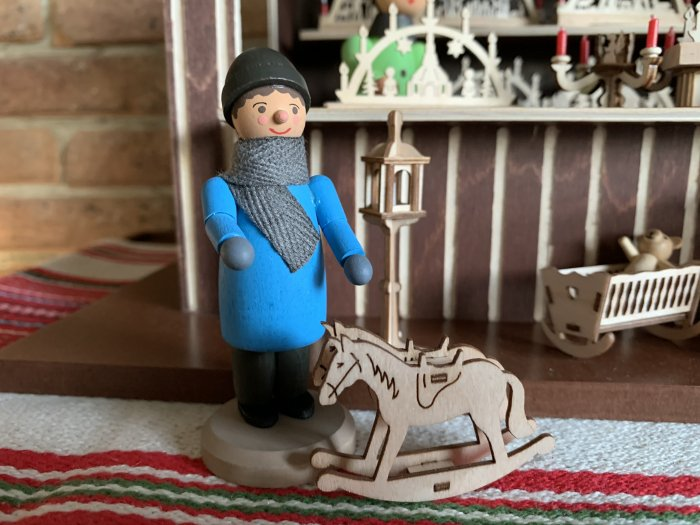 「クリスマスマーケットブース」用 子供