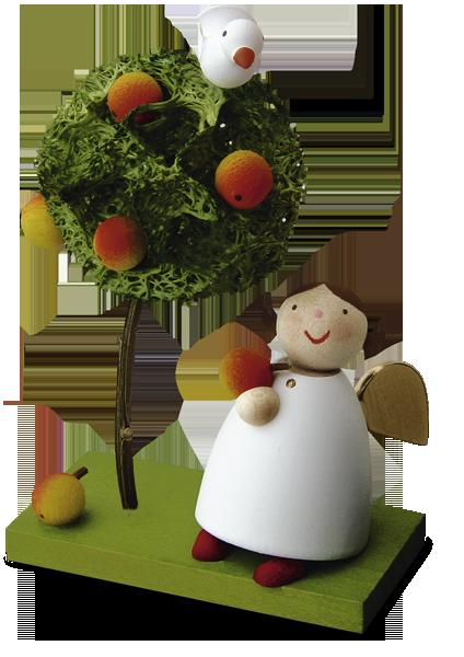 GR「りんごの木の下でハートを持って」