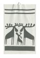 Ekelund「ヘラジカ家族:Aelgfamilj」35x50cm