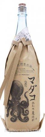 麦焼酎 マダコ 海賊魚 無濾過・無加水 29度 720ml【王手門酒造限定酒】