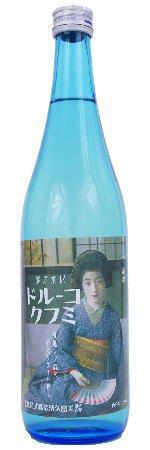 美冨久(みふく) 純米吟醸 コールドミフク 720ml【夏季限定の日本酒】