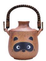 陶器製お燗器 ぬくぬく ポン太
