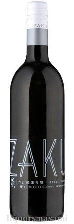 作(ざく)純米吟醸 Z(ゼット) 750ml【清水清三郎商店・日本酒】