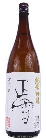 正雪 純米吟醸 吟ぎんが 1800ml【日本酒・神沢川酒造場】