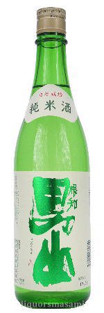根知男山 純米酒 720ml【日本酒・渡辺酒造店】