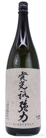 発光路強力 純米吟醸 1800ml【日本酒/杉田酒造】