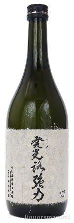 発光路強力 純米吟醸 720ml【日本酒/杉田酒造】