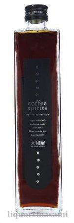 珈琲のお酒 coffee spirits 12度 500ml【大和屋珈琲・美峰酒類】