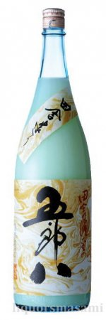 菊水 にごり酒 五郎八 1800ml【菊水酒造/季節限定】