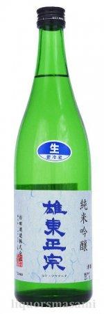 雄東正宗 純米吟醸 夢ささら 720ml【日本酒/杉田酒造】