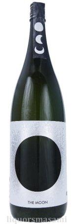 奥 THE MOON「満月」純米吟醸 おりがらみ生酒 1800ml【山�合資会社・日本酒】