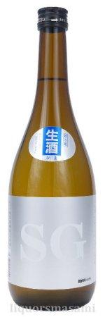 姿(すがた)SG 生酒 等外米・山田錦 720ml【飯沼銘醸・日本酒】