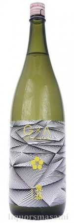 豊能梅(とよのうめ)純米吟醸 G×A 番外編 1800ml【高木酒造・日本酒】