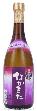 芋焼酎 なかまた 頴娃紫芋仕込み 25度 720ml【中俣酒造】