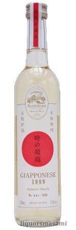 麦焼酎 時の超越 GIAPPONESE 1999 41度 500ml【限定酒】