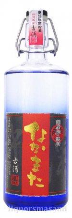 芋焼酎 なかまた 古酒 甕壷貯蔵 25度 720ml【中俣酒造・数量限定】