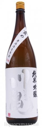 川亀 純米吟醸 無濾過生原酒 責めブレンド 1800ml【季節限定・日本酒】