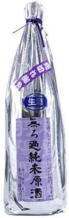 羽陽男山 純米原酒 無濾過 本生 1800ml