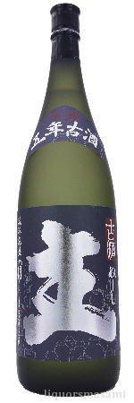 泡盛 ヘリオス 主(ぬーし) 5年古酒 43度 1800ml
