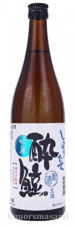 酔鯨 純米吟醸 吟麗 しぼりたて 生 720ml【酔鯨酒造・日本酒】