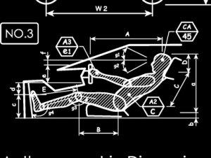 人間工学 車 ドライバー NO3 長袖Tシャツ