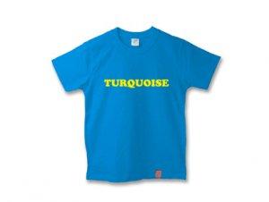 ターコイズTシャツ