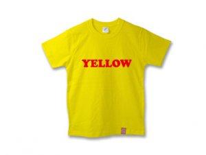 イエローTシャツ