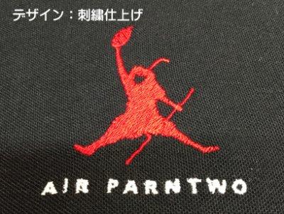 AIR PARNTWO エアーパーントゥ 刺繍 ボタンダウンポロシャツ