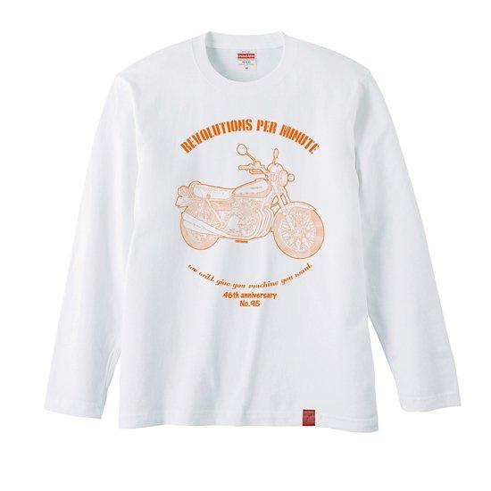 Z1(バイク)NO95 長袖Tシャツ